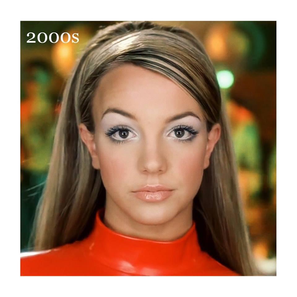 Britney Spears. Un equilibrio que da paso a la siguiente década.