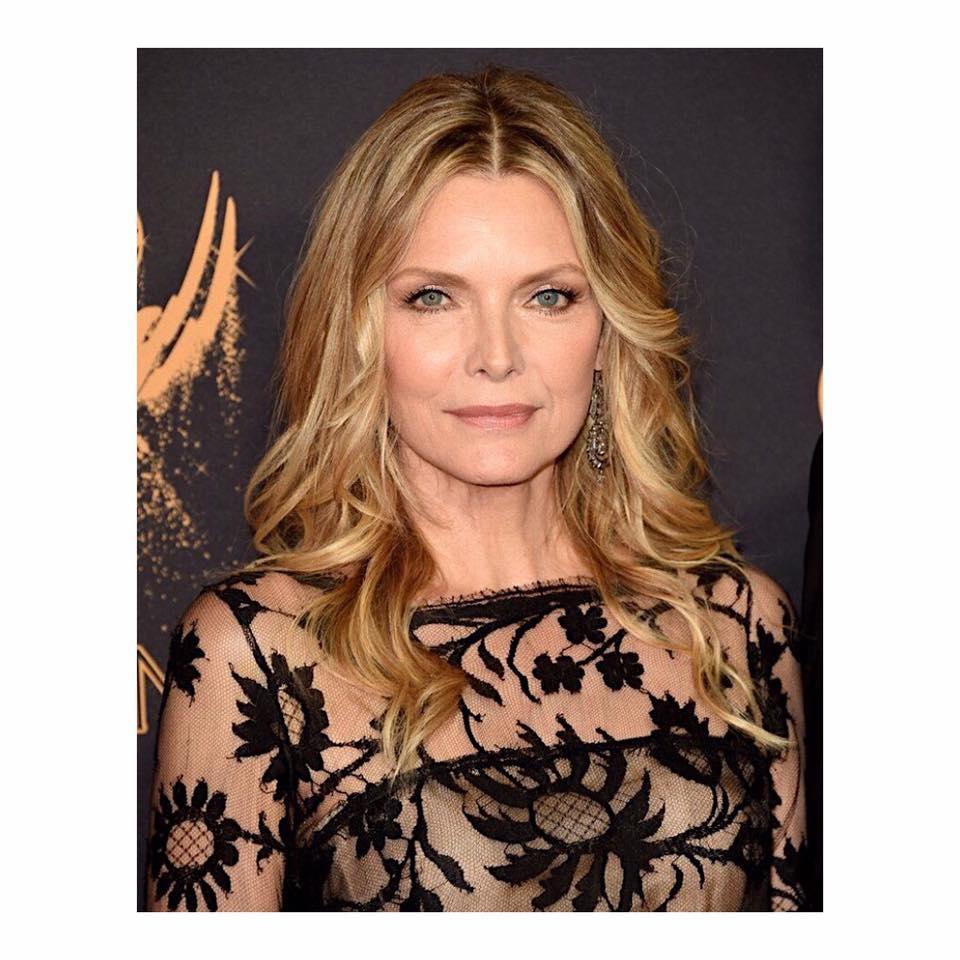 Michelle Pfeiffer: Classy.